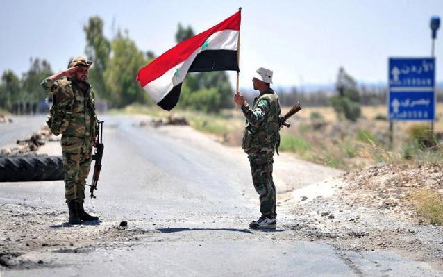 Tinh hinh mien bac Syria dien bien phuc tap