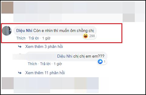 Bi chi trich vi dua muon om chong Dong Nhi, Dieu Nhi thang tay block anti-fan-Hinh-2