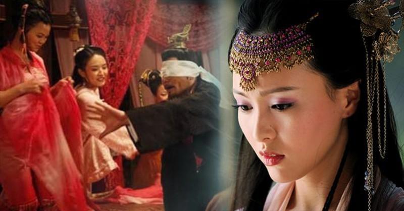 Phi tan lang lo nhat trong lich su Trung Hoa: Cam sung vua va nhan ket cuc tham thuong-Hinh-2