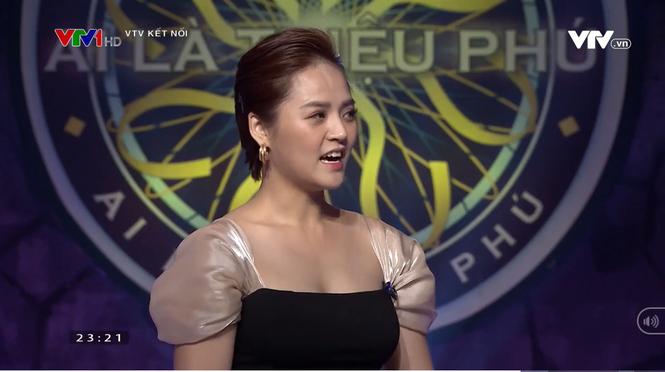 MC Anh Tuan, Thu Quynh lam khach moi Ai la trieu phu so dac biet