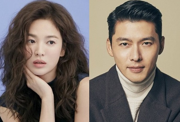 Chung cu Song Hye Kyo - Hyun Bin ve ben nhau sau gan 10 nam chia tay?