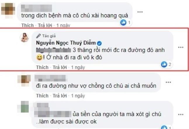 Bi noi xai tien phung phi di du lich mua dich, Thuy Diem dap tra-Hinh-3