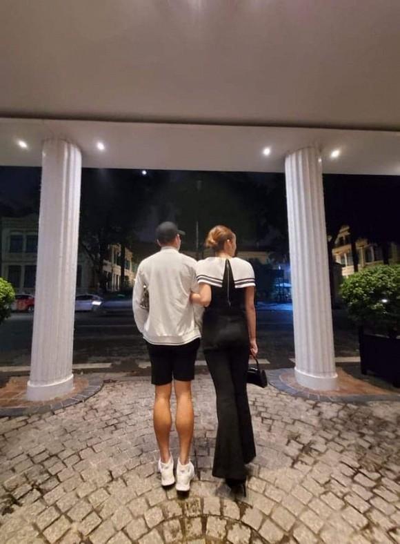 Tien Linh dinh nghi an hen ho voi hoa hau Phan Hoang Thu?-Hinh-2