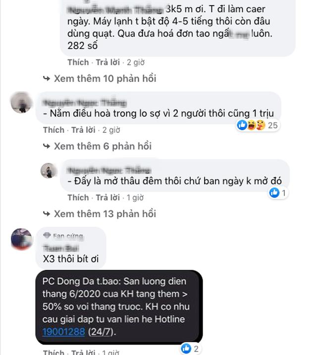 Hoa don tien dien tang gap 3: Vo chong len co quan ngu