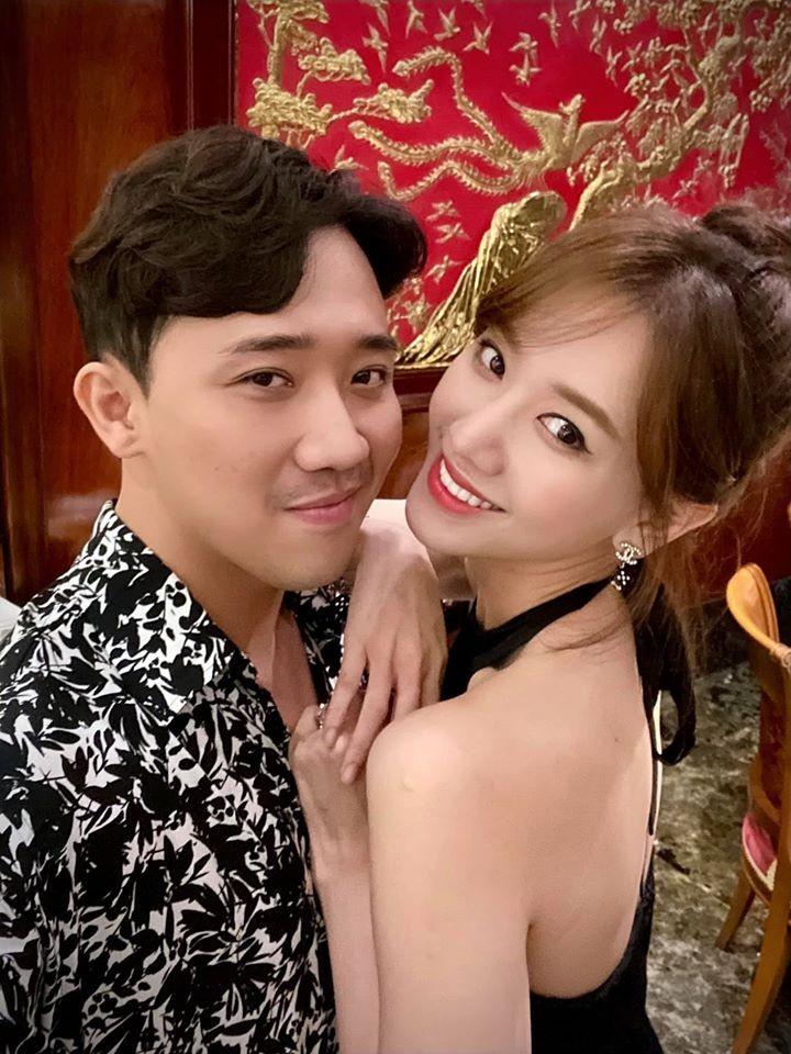 Tran Thanh vua tam vua hat luc 4h sang, Hari Won khoc do meu do-Hinh-2