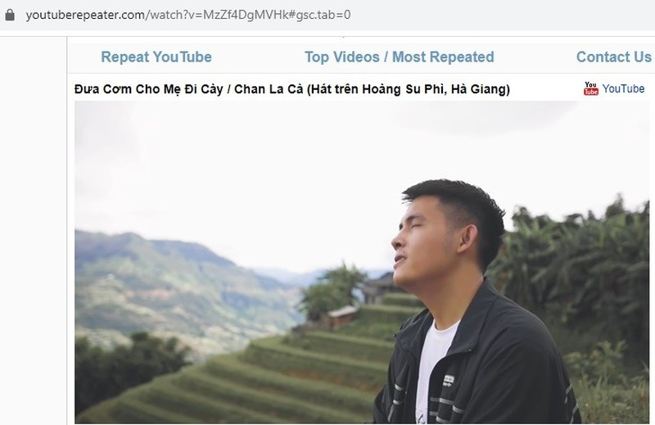 Huong dan 3 cach tu dong phat lap lai video tren Youtube-Hinh-2