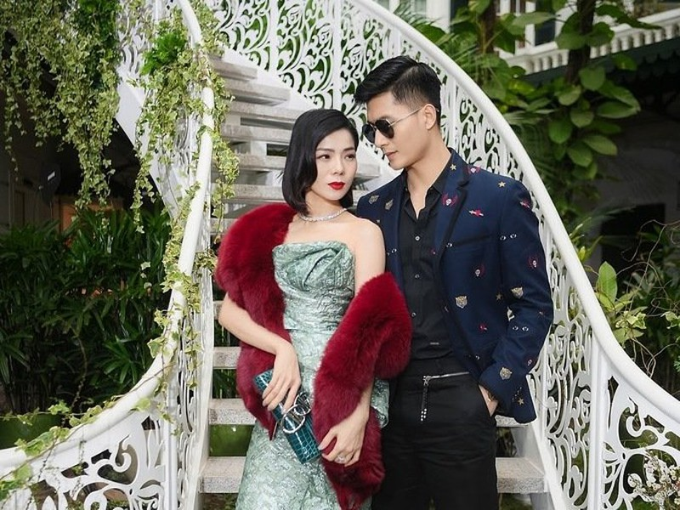 Ban trai Le Quyen, Lam Bao Chau la tay choi kim cuong dich thuc-Hinh-4