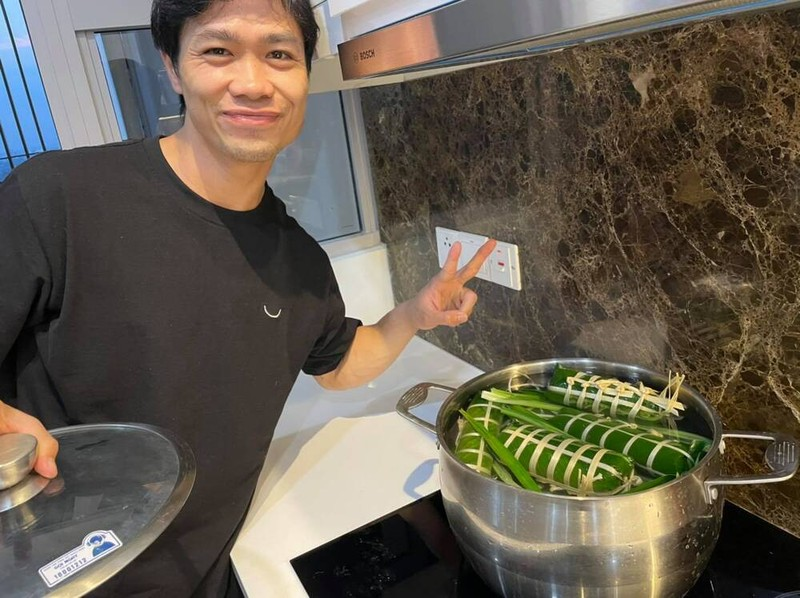 Cong Phuong don Tet the nao sau khi lay vo?-Hinh-4