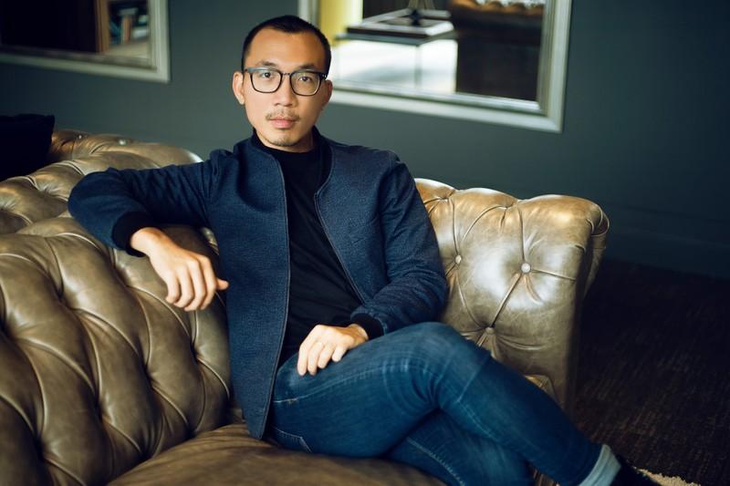 Chang trai Viet hop tac voi Vogue, Harper's Bazaar o My