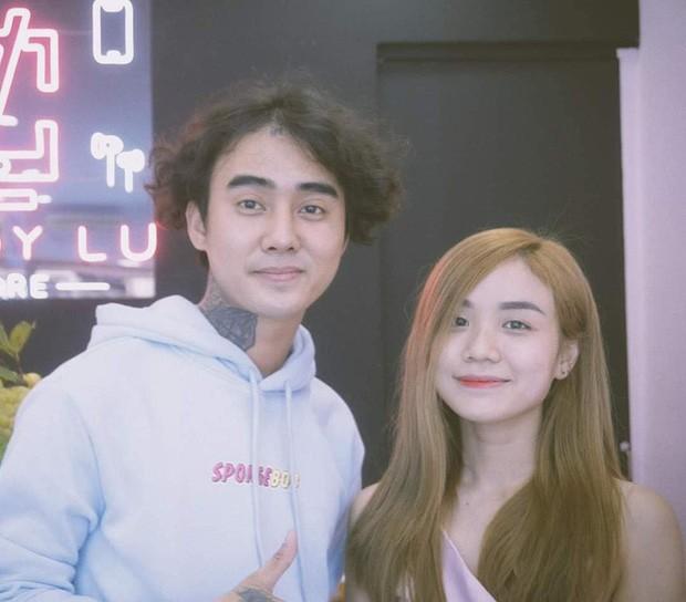"Vo cu Hoai Lam va Dat G bi ""tom gon"" cung nhau di an sang?-Hinh-4"