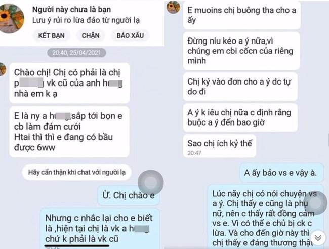 Chong lam dong nghiep mang thai doi ly hon, vo