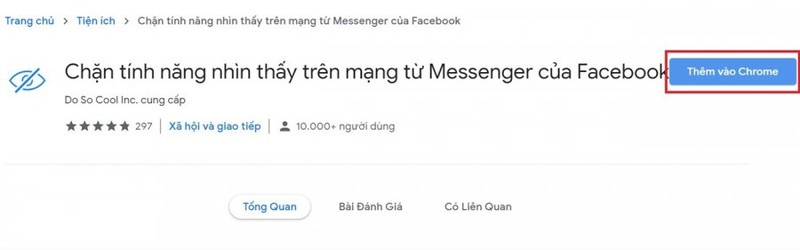 "Cach doc tin nhan Messenger ma khong hien ""Da xem"" tren dien thoai, may tinh-Hinh-8"