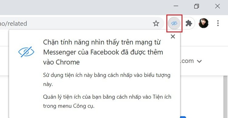 "Cach doc tin nhan Messenger ma khong hien ""Da xem"" tren dien thoai, may tinh-Hinh-9"