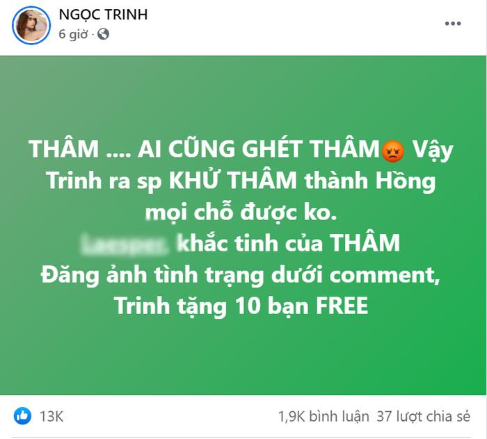 Ngoc Trinh tra loi thong minh khi bi netizen hoi chuyen nhay cam-Hinh-2