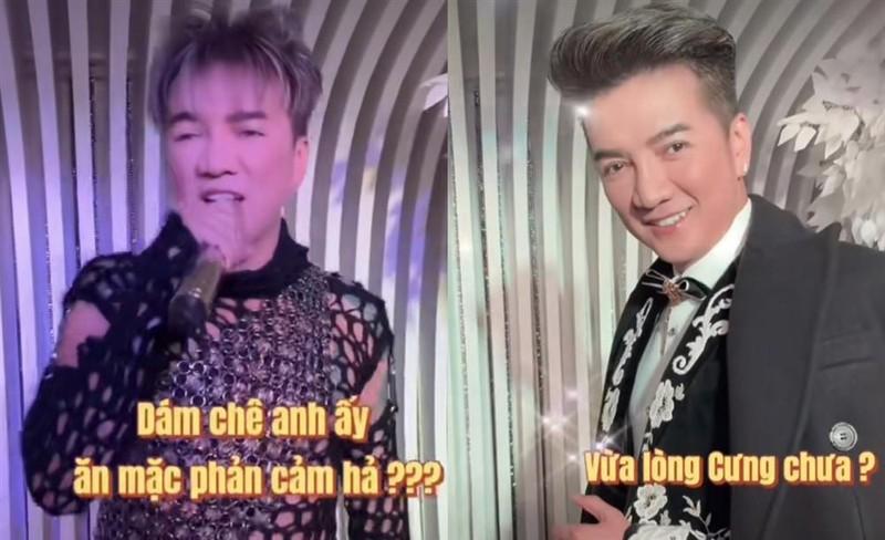 """Dam Vinh Hung mac """"style Fuho"""" hat trong tiec ba Phuong Hang-Hinh-9"""