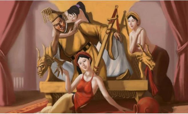 Vi Hoang de ki la: Chi an choi, he thay trom la vo nhu khong-Hinh-2