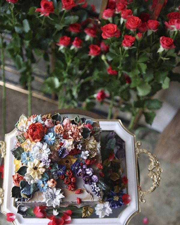 Nhung chiec banh hoa kem bo dep nhuong nay ban co no an khong?-Hinh-10