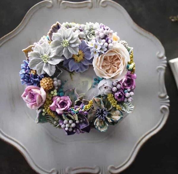 Nhung chiec banh hoa kem bo dep nhuong nay ban co no an khong?-Hinh-4
