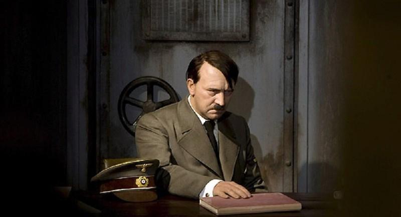 Tiet lo mon an cuoi cung cua trum phat xit Hitler truoc khi chet