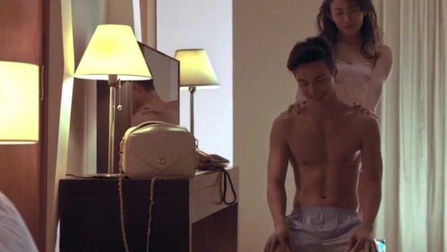 "Sao nam ""Dien Hy cong luoc"" bi loi lai canh nong voi my nu phim 18+-Hinh-3"