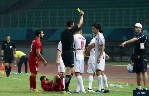 Olympic Viet Nam don tin vui ve nhan su truoc tran gap UAE