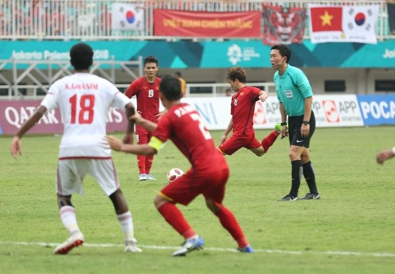 """U23 Viet Nam bi xu ep: """"Thoi quen"""" xau cua dong huong thay Park!"""