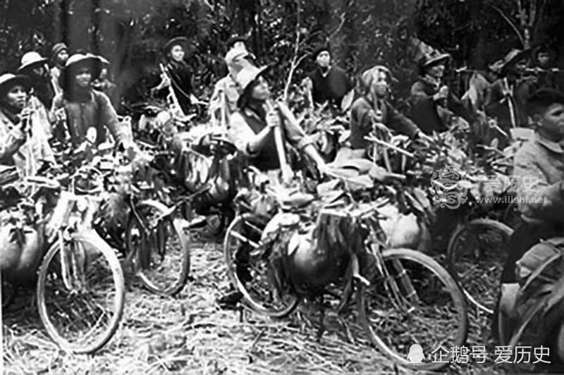 Bao TQ ne phuc xe dap tho cua Viet Nam thoi chong Phap-Hinh-3