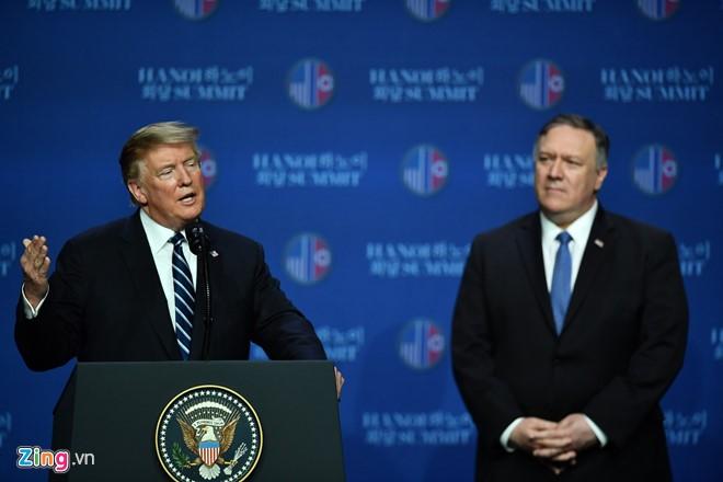 Tong thong Trump: An Do va Pakistan nen hoa binh