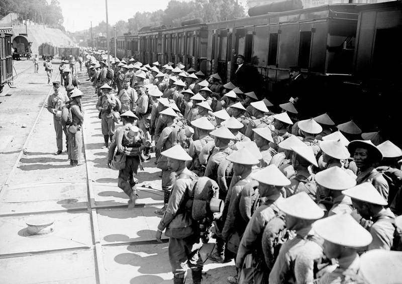 Vi sao nguoi Viet xuat hien o chien truong chau Au 1917?-Hinh-2