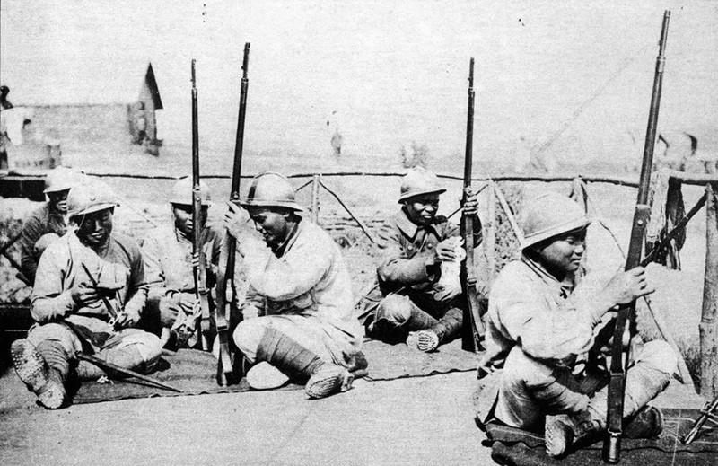 Vi sao nguoi Viet xuat hien o chien truong chau Au 1917?-Hinh-3