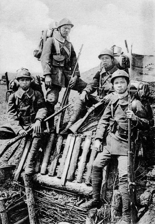 Vi sao nguoi Viet xuat hien o chien truong chau Au 1917?-Hinh-9