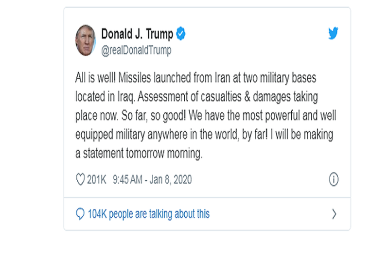"Iran tra thu cho tuong Soleimani: Ong Trump noi ""On!"", My san sang dam phan-Hinh-2"