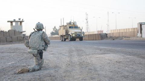 Can cu My o Iraq lai tiep tuc bi tan cong