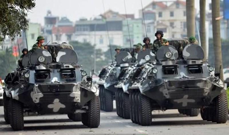 Xe boc thep BTR-60 Viet Nam boi cuc dinh, phoi hop hiep dong tot voi tau do bo-Hinh-6