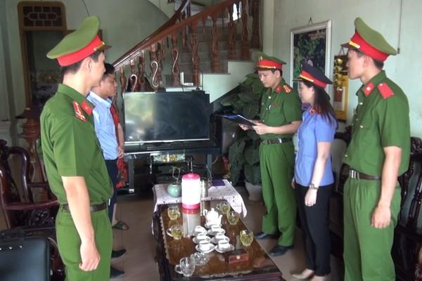 2 anh em lanh dao Quy tin dung o Thanh Hoa lap ho so khong, rut 22 ty