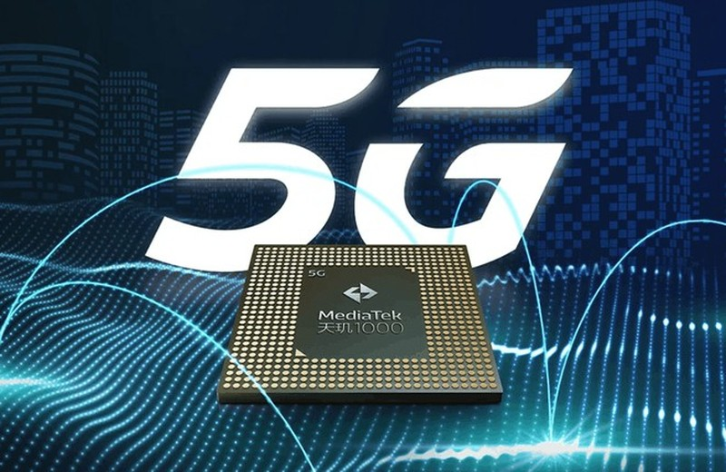 Honor se dung chip MediaTek 5G cho san pham trong tuong lai