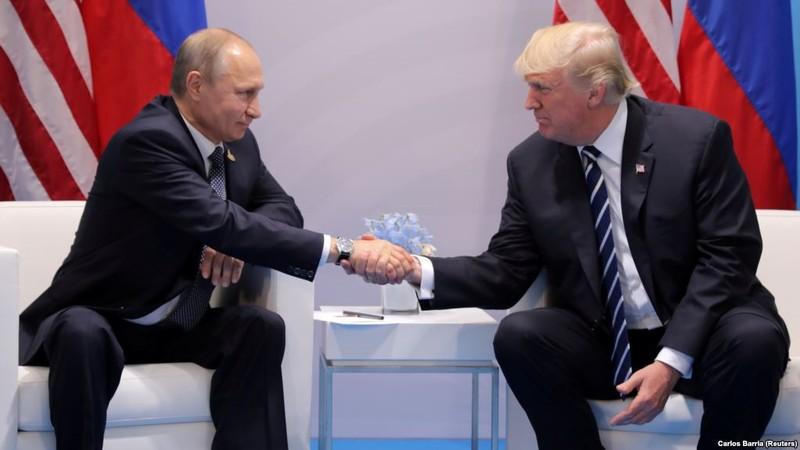 Tong thong Trump va Putin se noi gi voi nhau o APEC?
