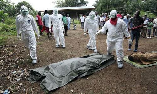 Nguy co bung phat dich benh Ebola o CHDC Congo