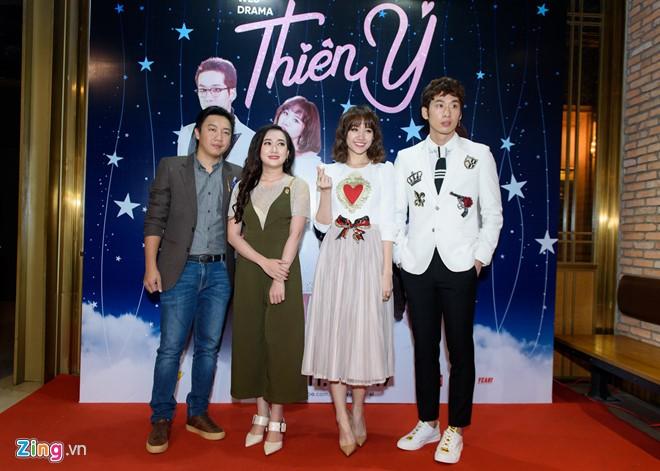 Hari Won tiet lo Tran Thanh lay cat-xe cao khi dong phim cua vo-Hinh-2