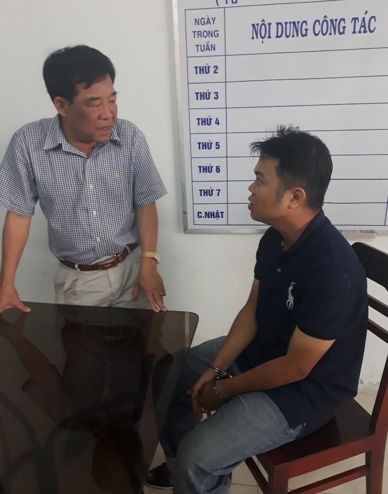"""Tra Vinh: Nhom bat coc tong tien con gai """"dai gia"""" sa luoi cong an the nao?"""