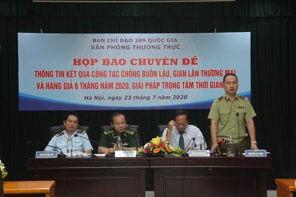 Hang lau 650 ty o Lao Cai: Danh tinh Cty Viet Nam van chuyen-Hinh-2