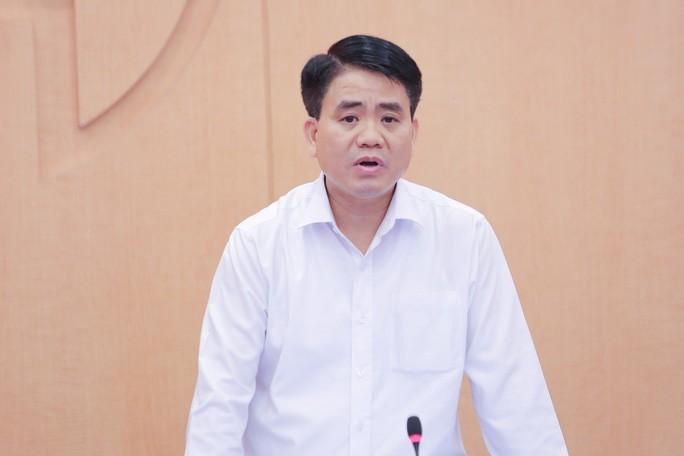 Chu tich TP Ha Noi gui cong dien khan phong chong dich COVID-19