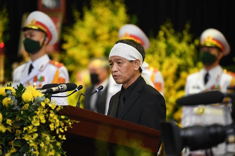 Nhung chia se xuc dong cua con trai nguyen Tong Bi thu Le Kha Phieu