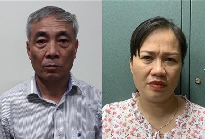 Hai thuoc cap tro giup Nguyen Giam doc BV Bach Mai lam sai be bet gi?