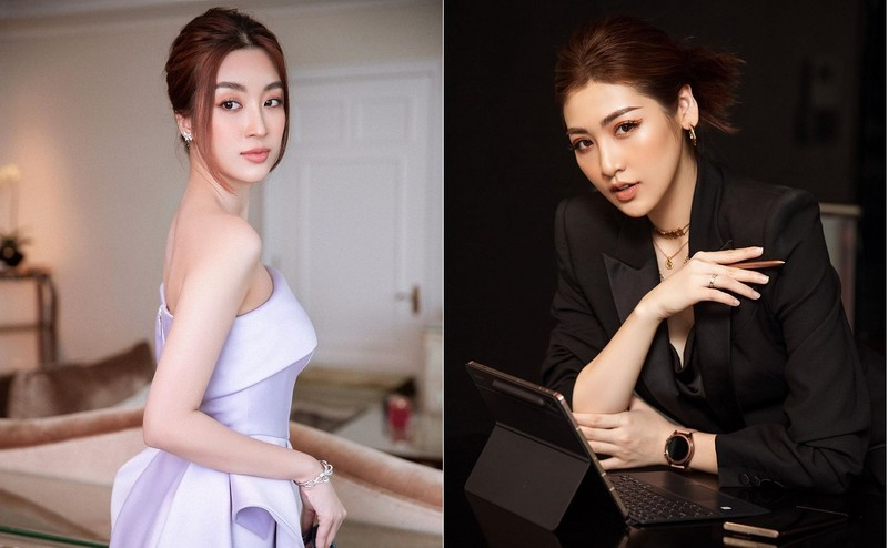 """Bi """"gai"""" ke chuyen nhay cam, Hoa hau Do My Linh xu ly sao?-Hinh-3"""