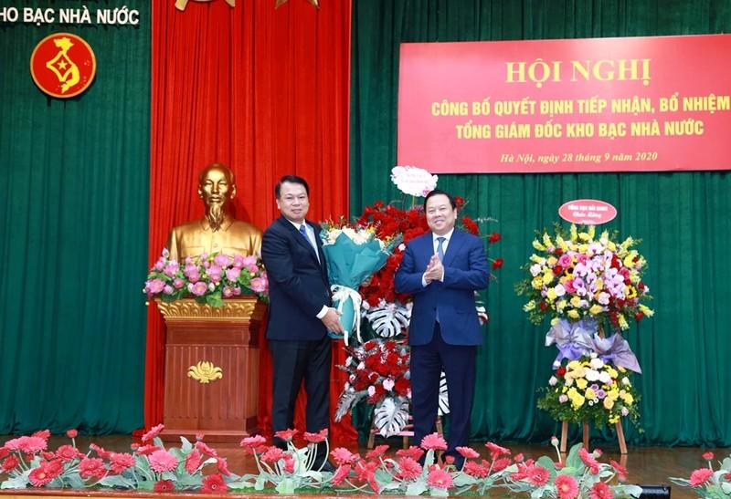 "Tan Tong giam doc Kho bac Nha nuoc de ""di san"" gi o SCIC?-Hinh-2"