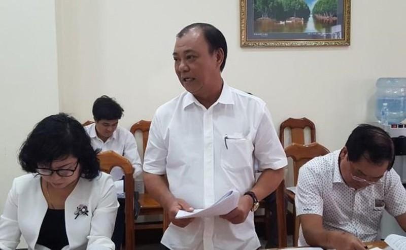 Dinh chi Tong giam doc Sagri: Ong Le Tan Hung chi khong hon 13 ty the nao?