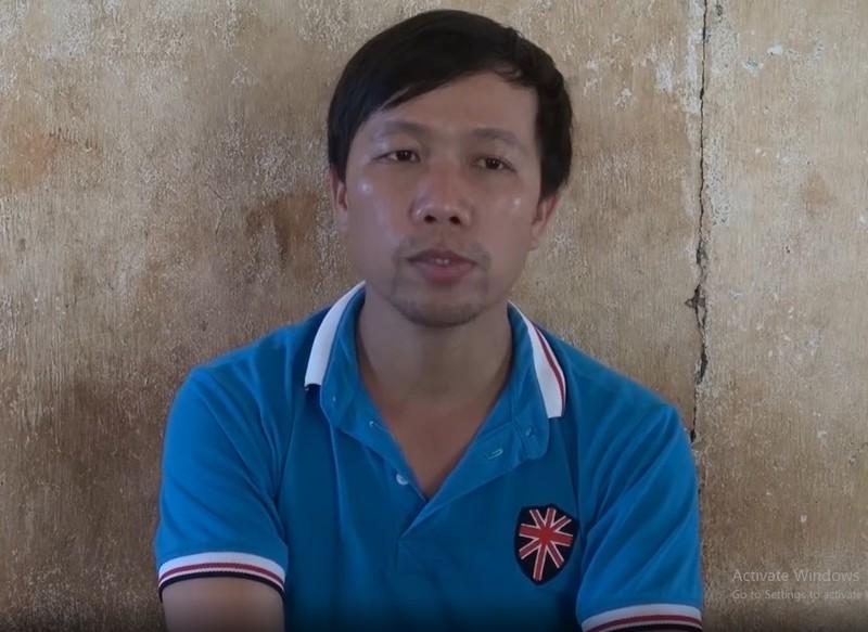 San phu sap sinh bi tai xe duoi xuong duong: Cong an trieu tap tai xe-Hinh-2
