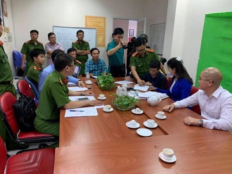 Cong an TP HCM gia han tam giu CEO Alibaba Nguyen Thai Luyen