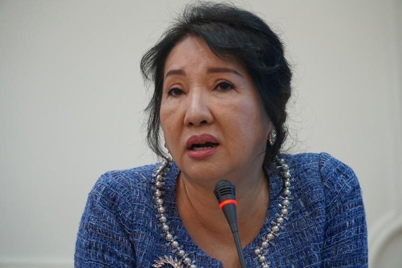 Ba Nguyen Thi Nhu Loan: Chung toi rat dau long, khong biet thu tuc du an se di ve dau